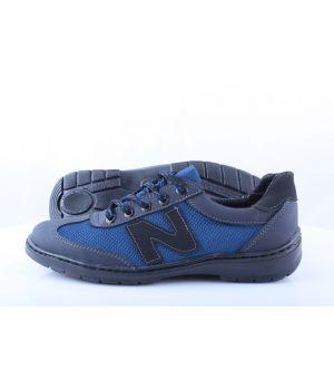 KooBeeK: Спортивные мужские кроссовки №6 синие
