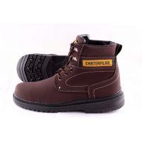 Ankor: Мужские зимние ботинки №15 коричневые оптом