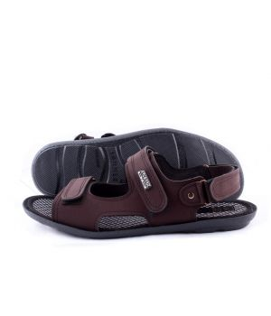 Ankor: Летние сандалии Л-3 коричневые оптом