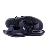 Ankor: Летние сандалии Л-3 синие оптом