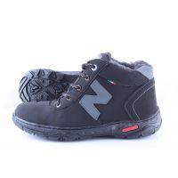 Ankor: Мужские зимние ботинки N серая оптом