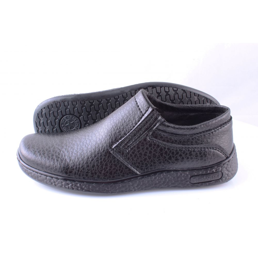 f193069773488f Ankor: Классические мужские туфли (Резинка №1) коричневые оптом от ...