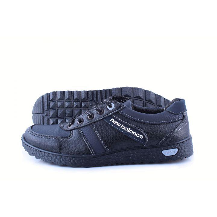 Ankor: Мужские осенние кроссовки T20 пупр синие