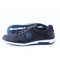Ankor: Мужские осенние кроссовки T61 черные оптом
