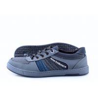 Ankor: Мужские летние кроссовки Т20 D сетка серая