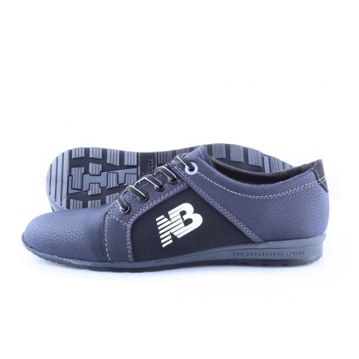Ankor: Мужские осенние кроссовки T41 синие есп оптом