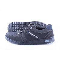 Ankor: Мужские осенние кроссовки T20 есп черные оптом