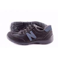 Koobeek: Зимние подростковые кроссовки №6 серые оптом