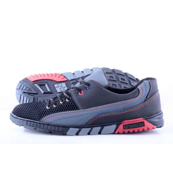Ankor: Мужские летние кроссовки Т10 сетка МК оптом