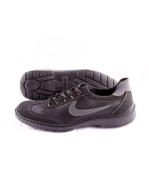 Koobeek:Мужские кроссовки №7 серые Оптом