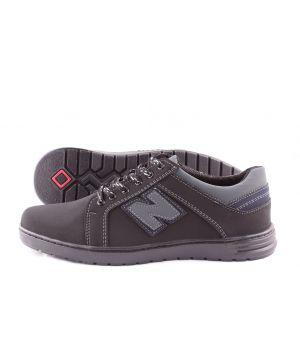 Roksol: Мужские осенние кроссовки Т19 серые Оптом