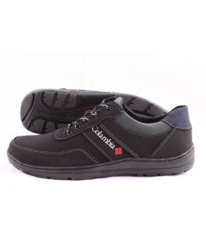 Roksol: Мужские осенние кроссовки T9 серые Оптом