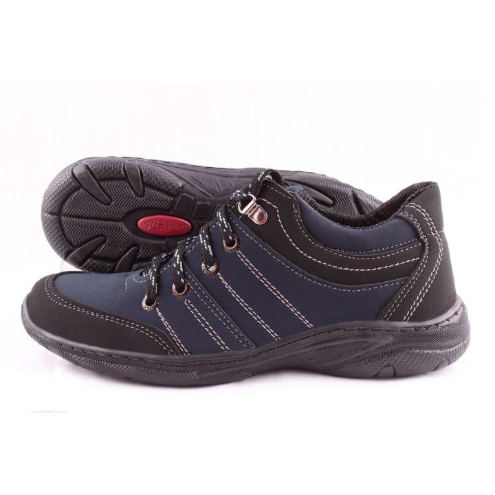 Koobeek: Спортивные кроссовки №2 синие опт