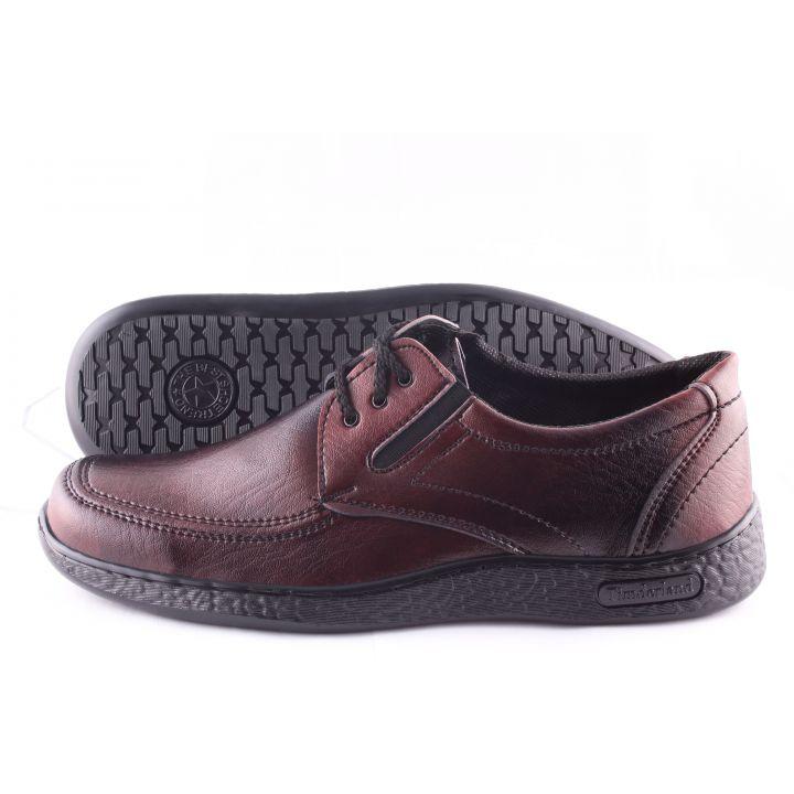 Ankor: Классические мужские туфли (Шнурок №2) кор Timderland оптом