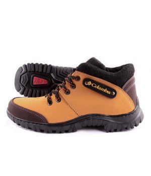 Koobeek: Демисезонные мужские ботинки №6 Сolambia оптом