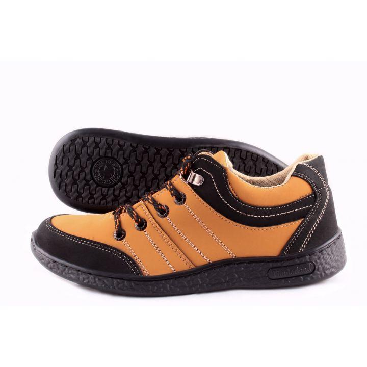 Koobeek: Спортивные кроссовки №2 orange Timderland опт