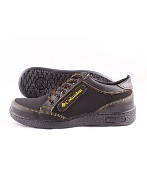 Koobeek: Спортивные мужские кроссовки Т12 черные оптом
