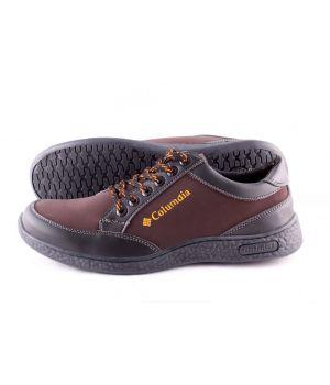 Koobeek: Спортивные мужские кроссовки Т12 коричневые оптом