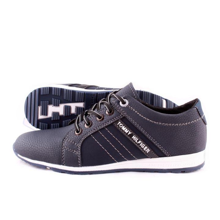 Koobeek: Мужские осенние кроссовки T30 пупр синие оптом