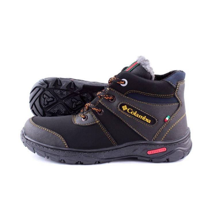 KooBeek: Мужские зимние ботинки №20 оптом